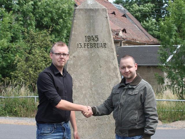 "JN schluckt Strukturen der ""Freien Kräfte Dresden"""