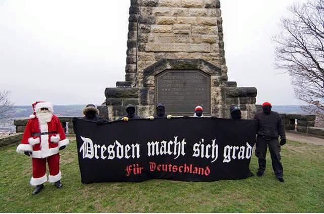 """""""Freie Kameradschaft Dresden"""" als kriminelle Vereinigung im Visier"""
