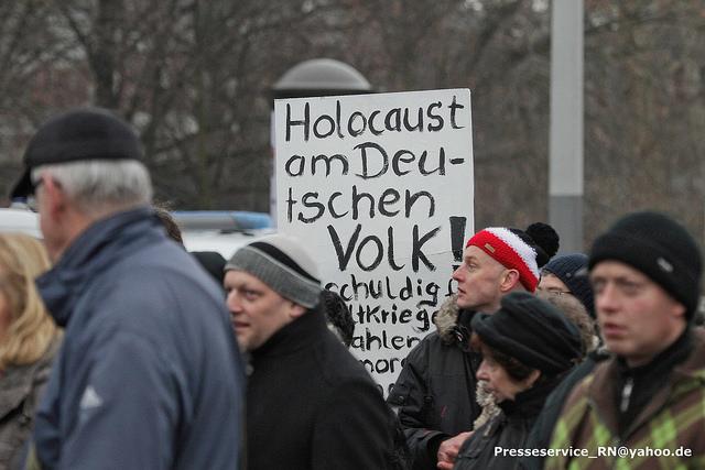 """Das """"Dresden – Gedenken"""" im Februar 2017"""