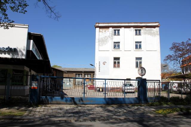 Rechte Treffpunkte und Objekte in Dresden