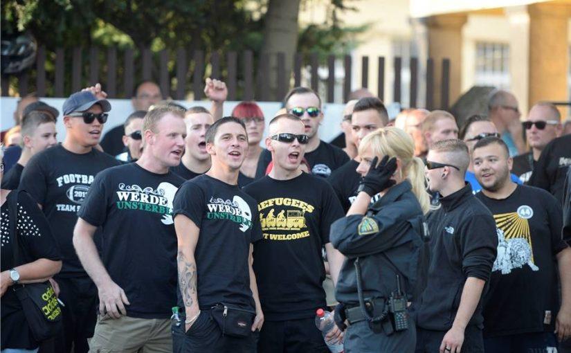 """""""Freie Kameradschaft Dresden"""" vor Gericht geht in die erste Runde"""