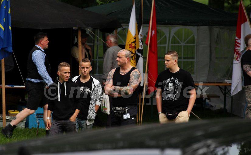 Eine Nazifamilie, Waffen und ein Todesfall in Freital